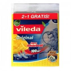 VILEDA-PUCERKA GĄBKOWA 2+1GRATIS