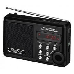 FAST-RADIO KIESZONKOWE Z MP3 SRD 215 B