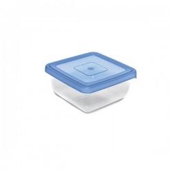 BRANQ-POJEMNIK KWADRATOWY *BLUE BOX* 0,4L 3220