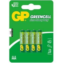 GP-KPL.4 BATERII GREENCELL R03  AAA 1,5V 24G-UE4