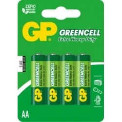 GP-KPL.4 BATERII GREENCELL R6 AA 1,5V 15G-UE4