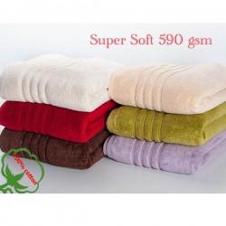 EUROMAT-RĘCZNIK *SUPER SOFT* 50X90