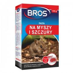 BROS-PASTA NA MYSZY 100 G /12/