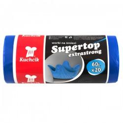 AKU - WORKI ŚMIE. SUPERTOP EXTRASTRONG 60 L '20 SZT.