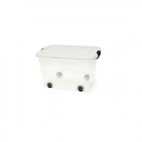 KON-POJEMNIK ROLLER BOX 60L *POKRYWA TRANSPARENT* 8997.0