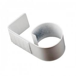 KLIPS metalowy z rzepem DO OBRUSÓW (skrtingów) 25-35MM